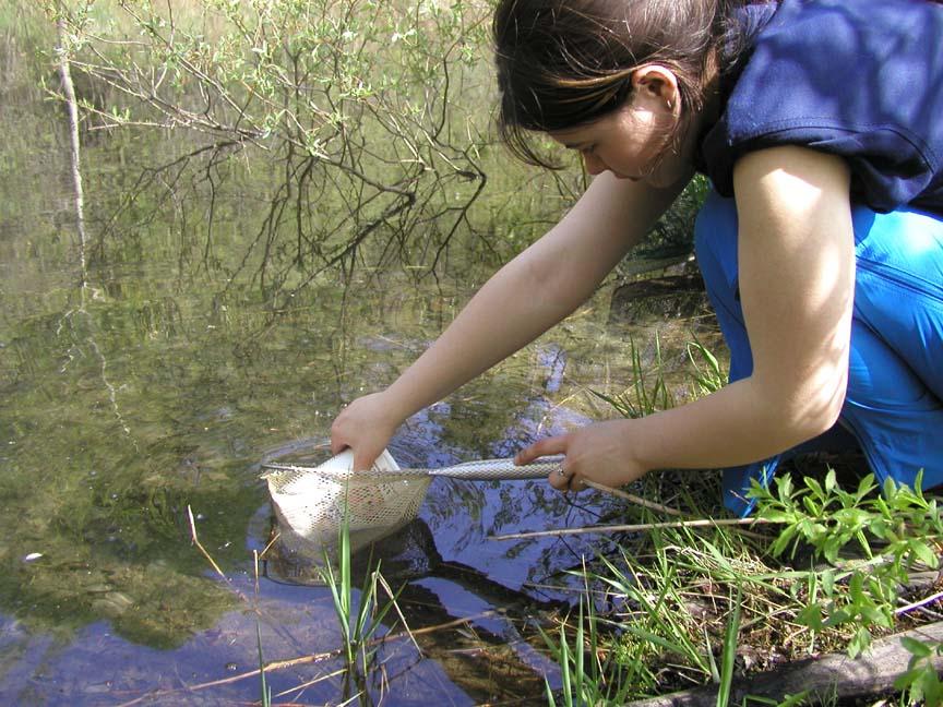 vermont children outdoor learning