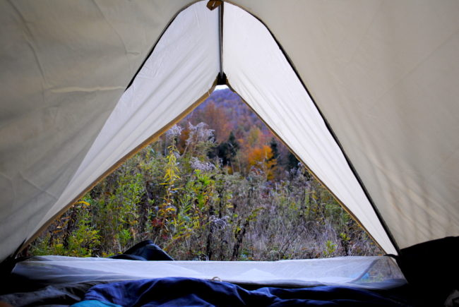 camping in Vermont, visit