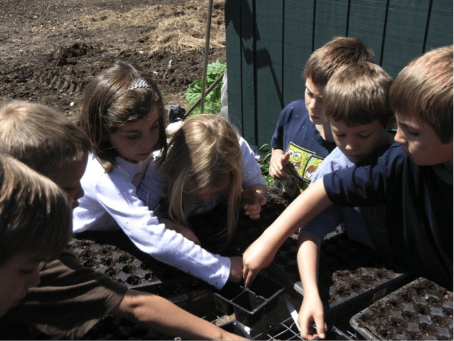 vermont children outdoor learning