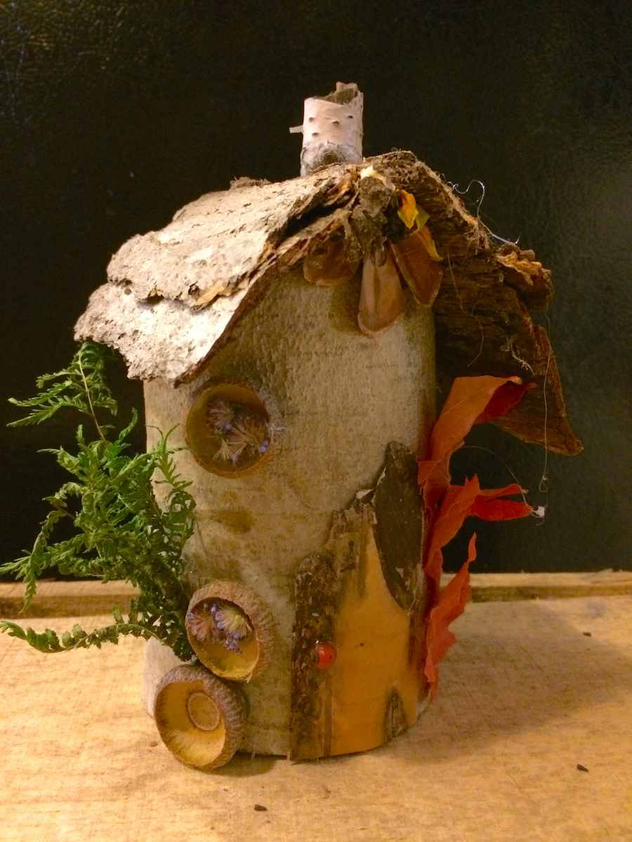 FOREST MAKERS: Fairy Houses (for Adults) - Merck Forest