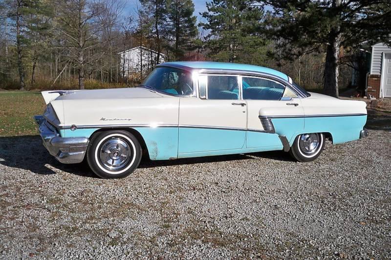 1956 mercury monterey mercury automobile history super for 1956 mercury montclair phaeton 4 door hardtop