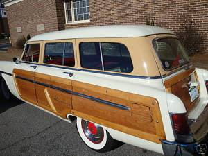1954 Monterey Station Wagon