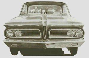 When it was still an Edsel ...