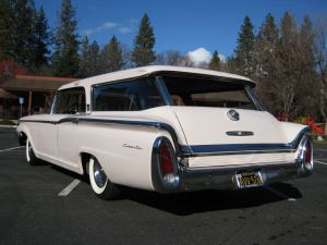 1960 Mercury Commuter