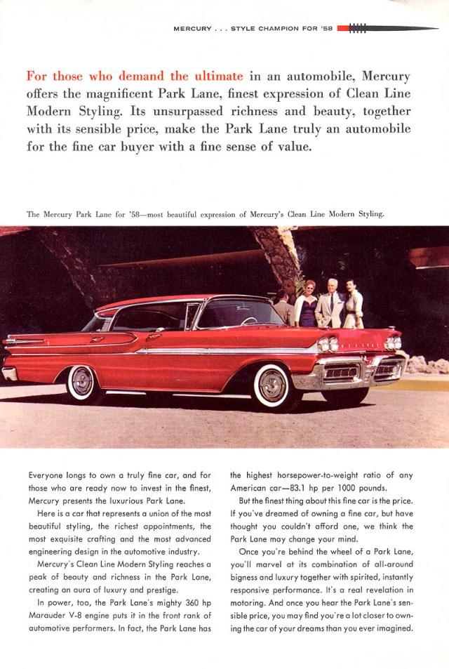 1958 Mercury Page 7