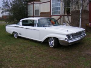 1960 Mercury Montclair