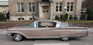 1960 Mercury Park Lane