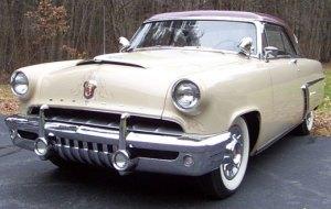 1952 Mercury Monterey Sport Coupe