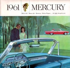 1961 Mercury Full Size Pg 1