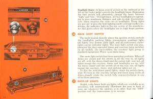 1961 Mercury Owners Manual Pg 13