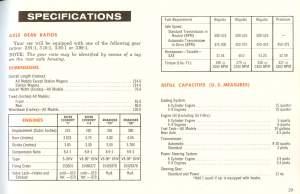 1961 Mercury Owners Manual Pg 30