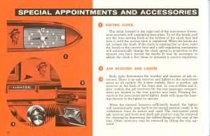 1961 Mercury Owners Manual Pg 33