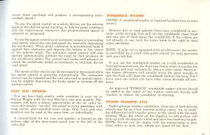 1961 Mercury Owners Manual Pg 36