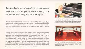 1961 Mercury Station Wagons Pg 6