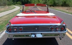 1961 Mercury Monterey convertible