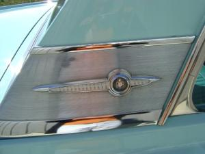 1961 Mercury Monterey C-Pillar