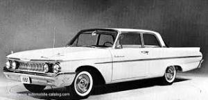 1961 Mercury Meteor 600