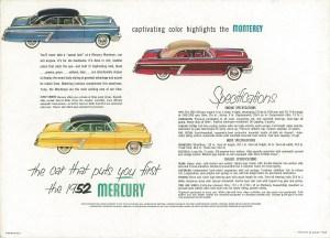 1952 Mercury Monterey Pg 2