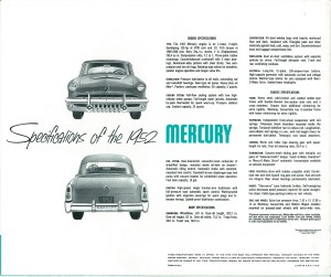 The New Mercury for 1952 Pg 2