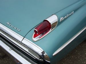 1962 Mercury Monterey Taillights