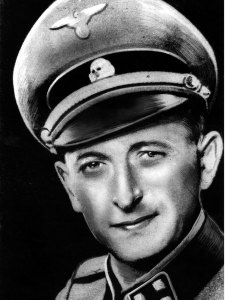Adolf Eichmann in Happier (for him) Days
