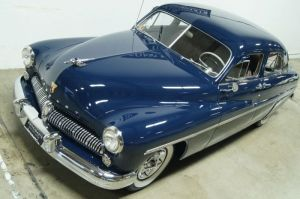 1949 Mercury 6-Passenger Sedan