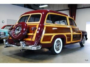 1949 Mercury Station Wagon