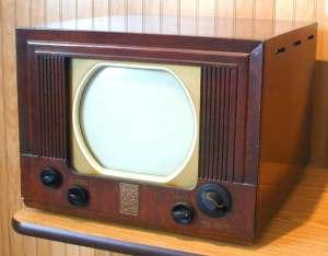 New TV circa 1949