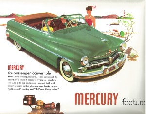 The Road Proven 1949 Mercury 10
