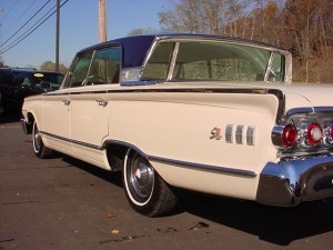 1963 Mercury Monterey S-55 4-dr Hardtop