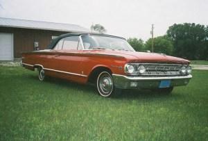 1963 Mercury Monterey Custom Convertible