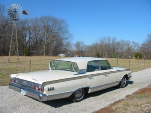 1963 Mercury Monterey Custom