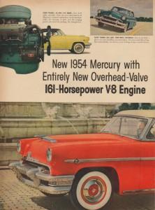 1954 Mercury Ad-10