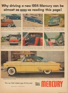 1954 Mercury Ad-12