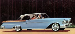 1957 Mercury Ad-12