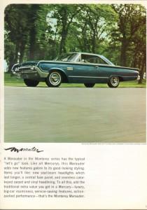 1964 Mercury 15