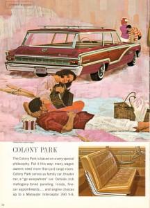 1964 Mercury 16