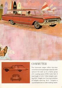 1964 Mercury 17