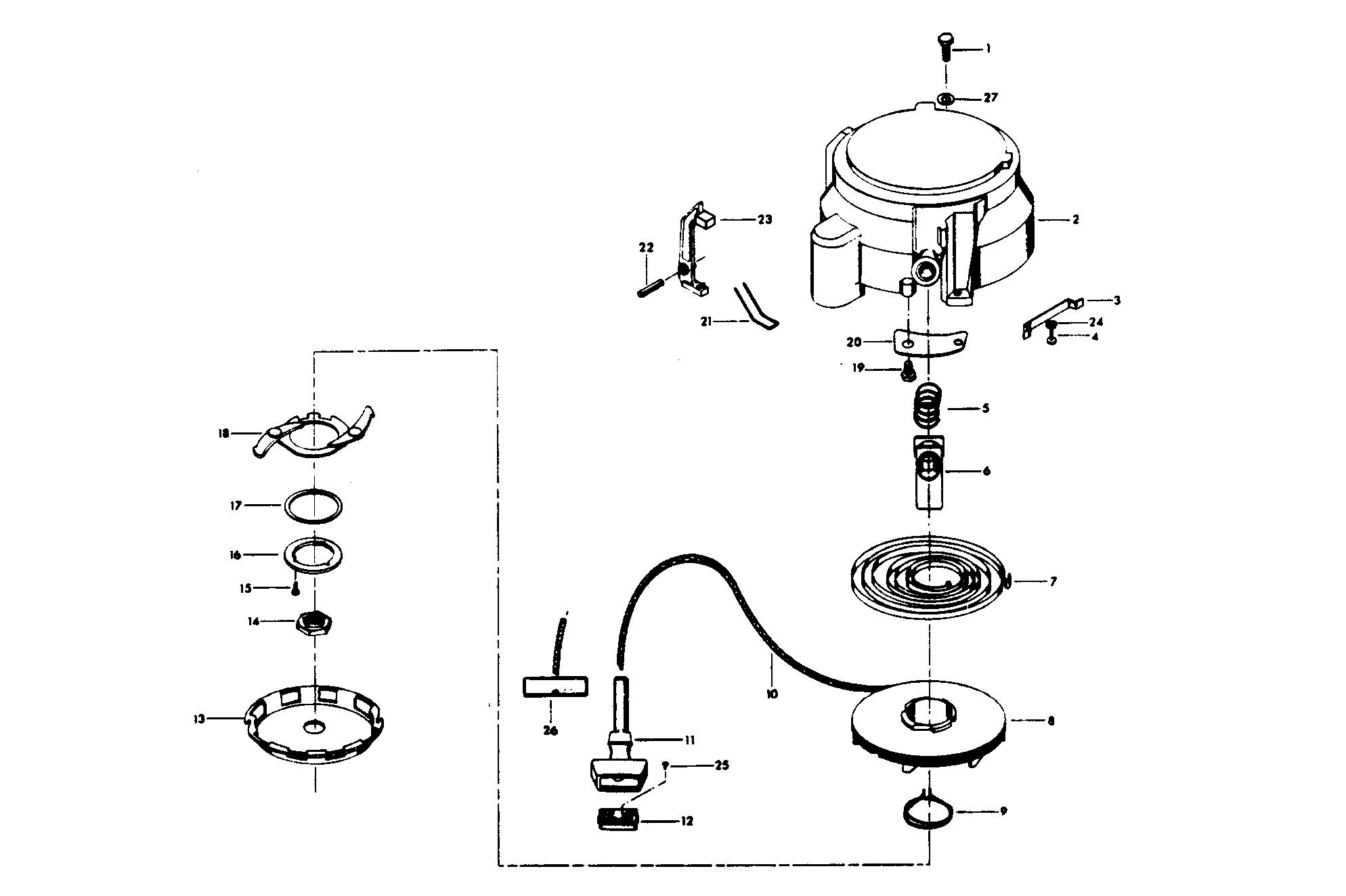 Каталог запчастей CHRYSLER 35 (1976) 350HK — Запасные