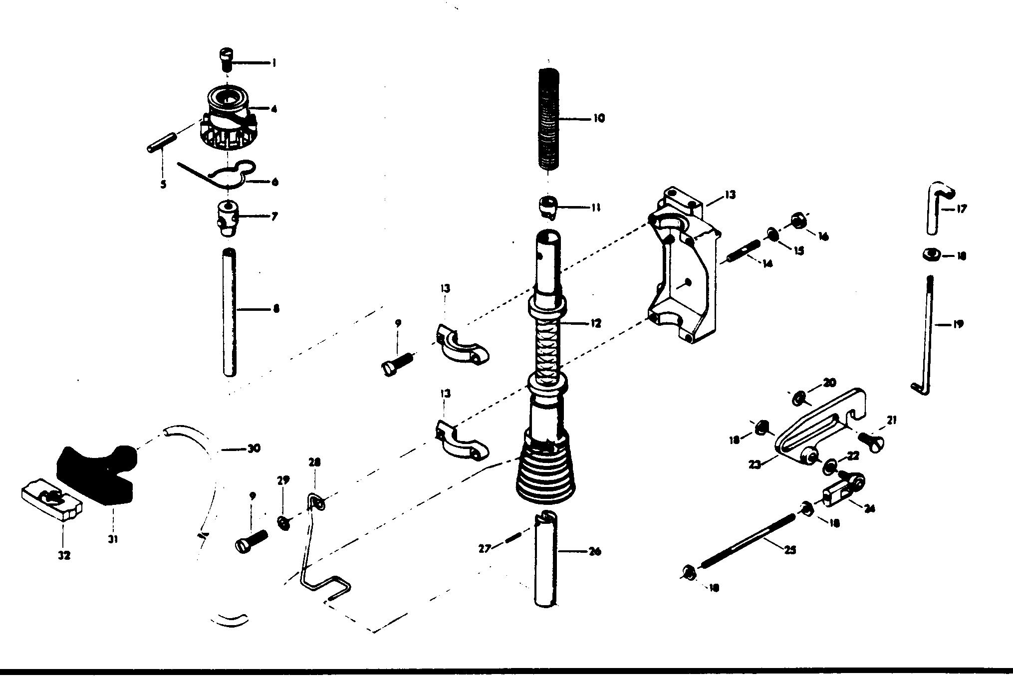 Каталог запчастей CHRYSLER 35 (1977) 352BJ — Запасные