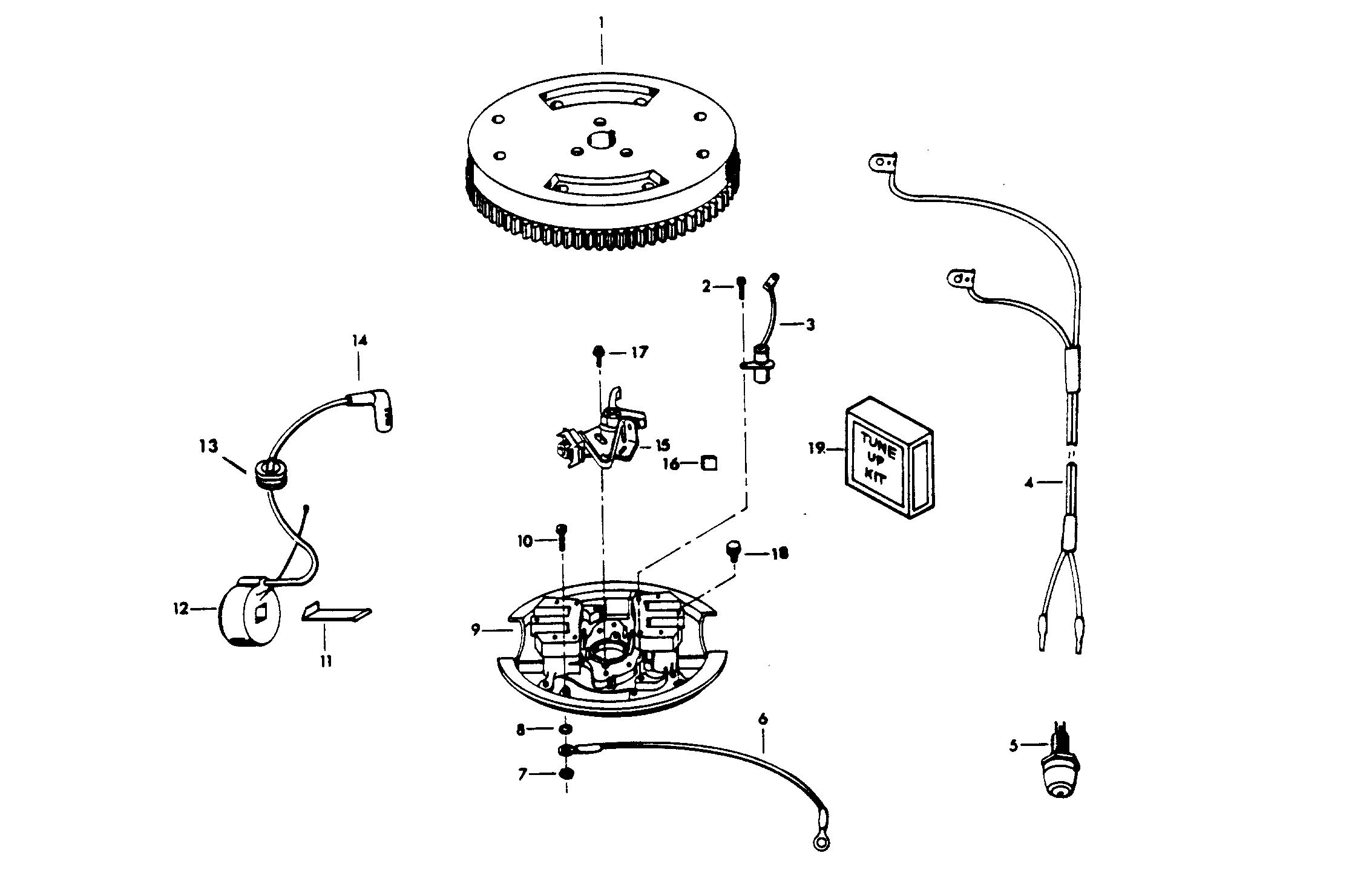 Каталог запчастей CHRYSLER 30 (1979) 307H9B — Запасные