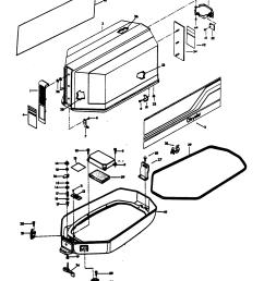 chrysler 45 1979 457b9k diagram of 45 1979 mercury chrysler outboard 459h9h alternator and [ 1780 x 2224 Pixel ]