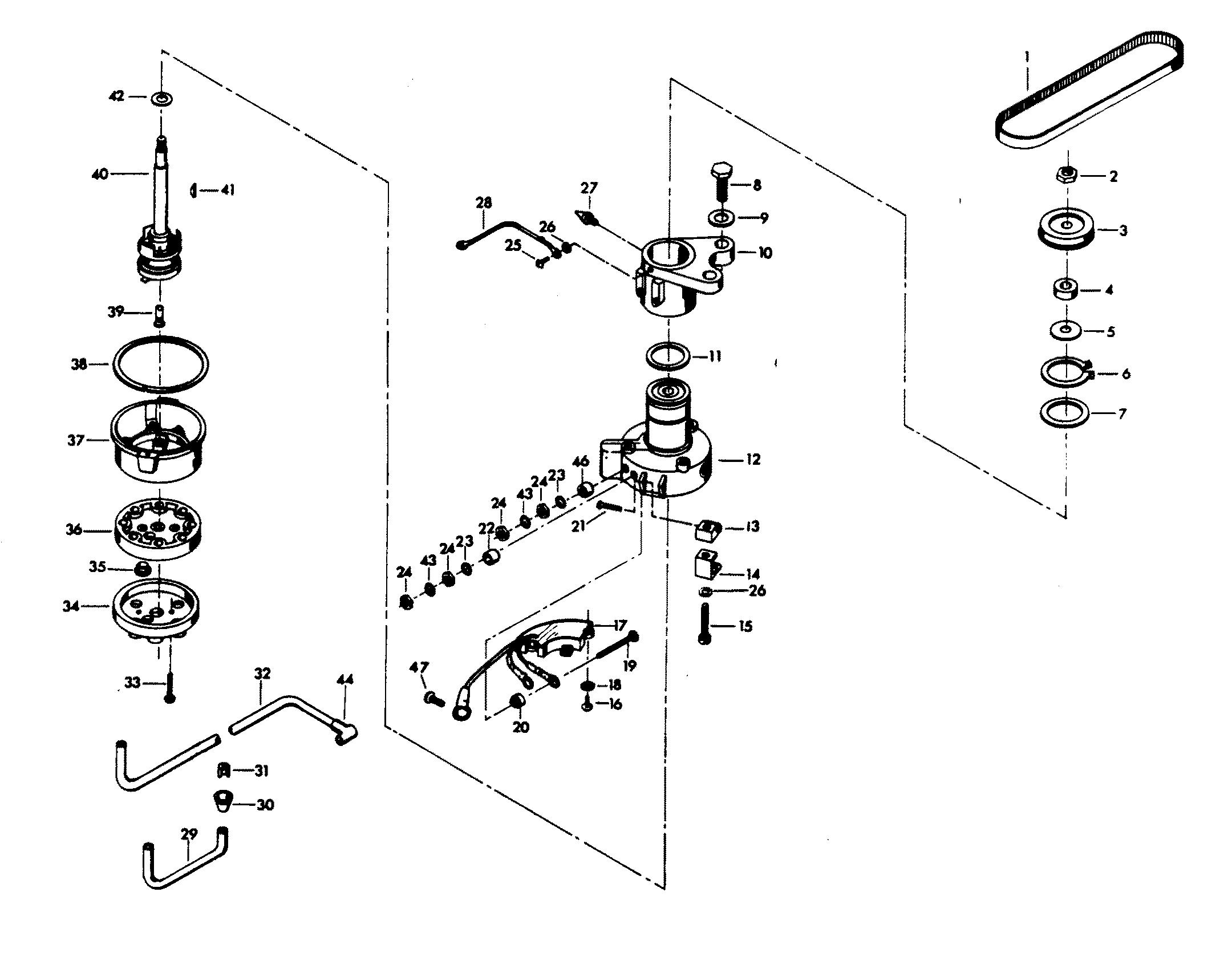 Каталог запчастей CHRYSLER 85 (1980) 856H0H — Запасные