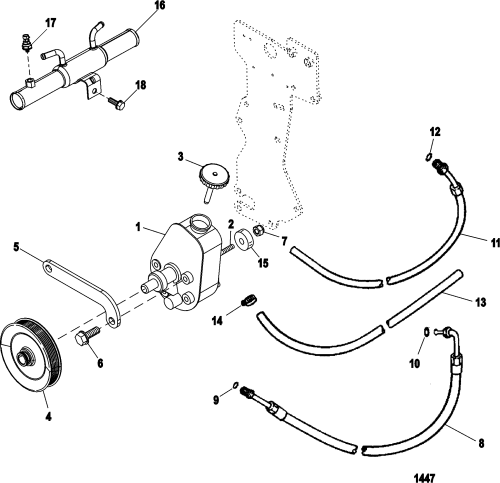 small resolution of power steering components