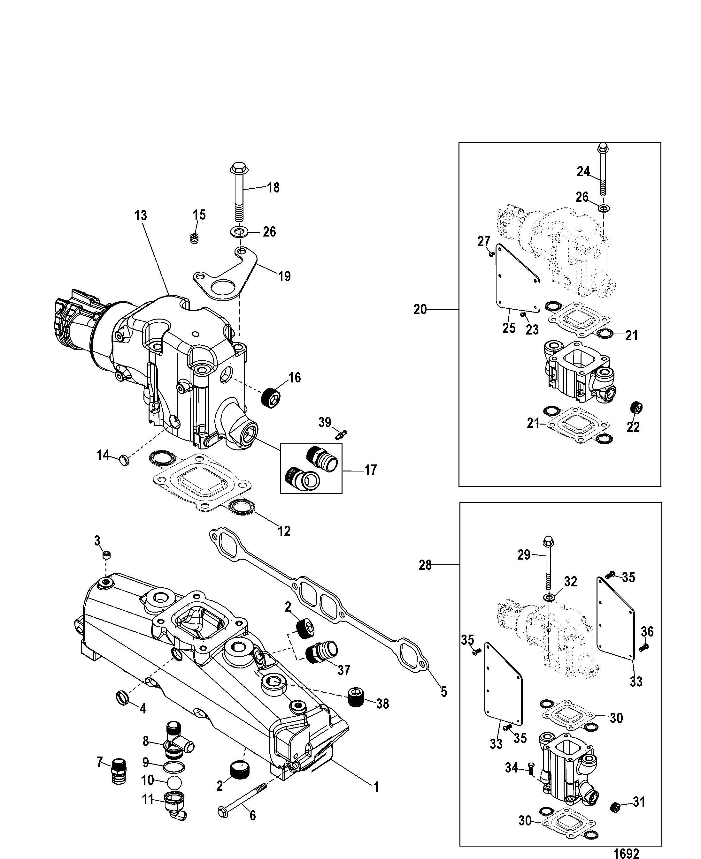 Mercruiser Mx 6 2l Mpi Horizon