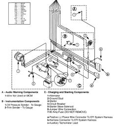 1978 mercruiser 898 wiring diagram [ 1844 x 2321 Pixel ]