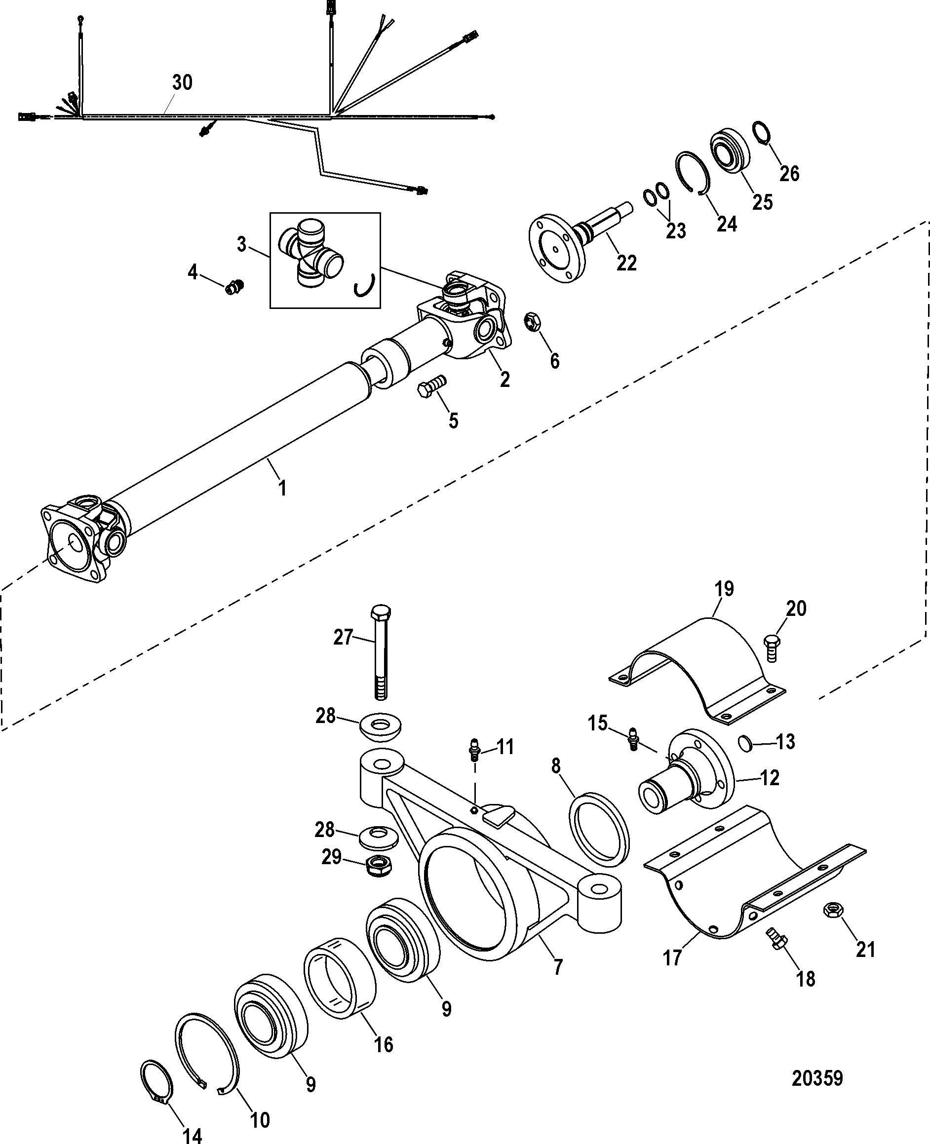 Mercruiser Gas 8 2l Mag Ec H O Model