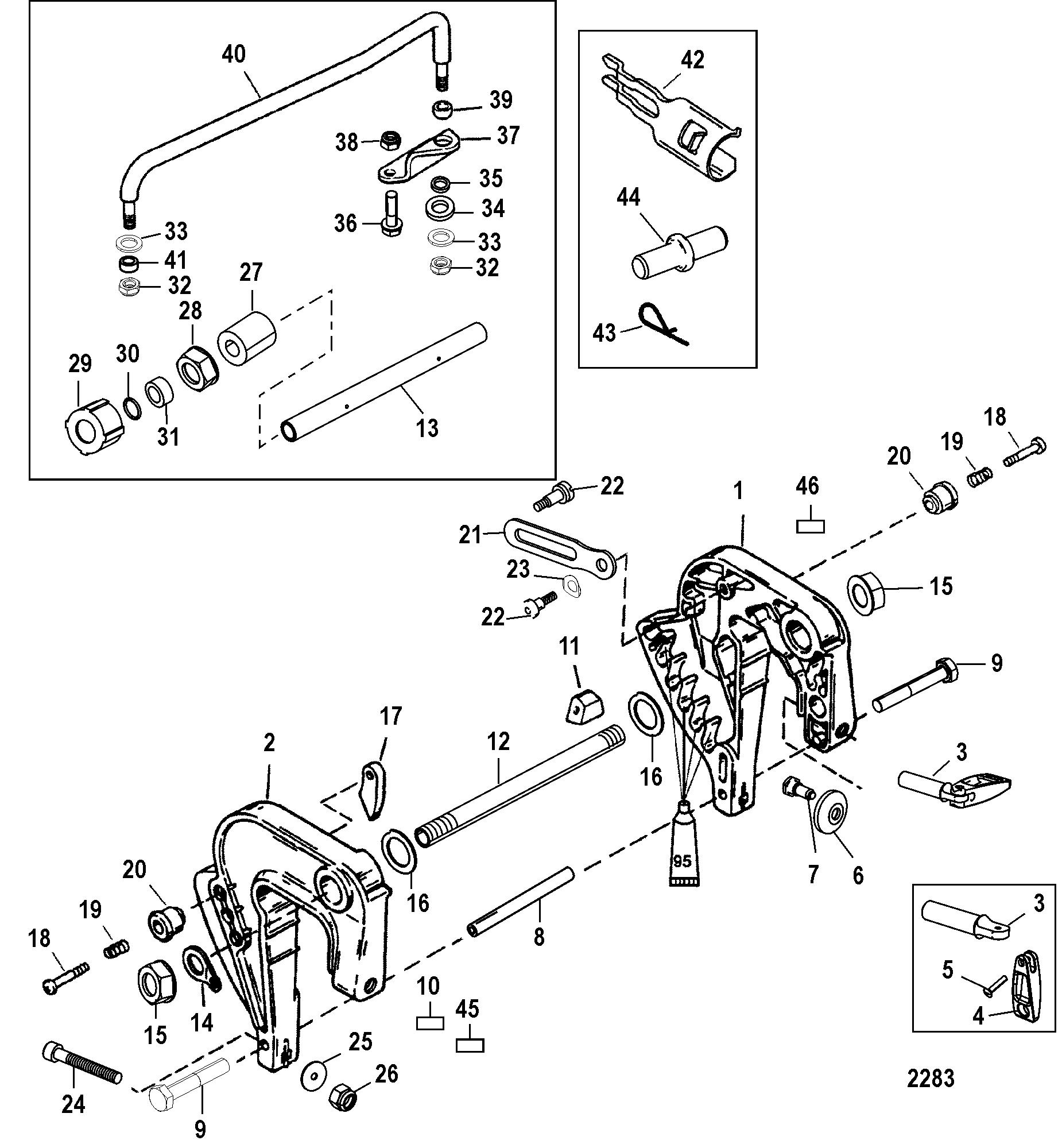 mercury verado 275 wiring diagram
