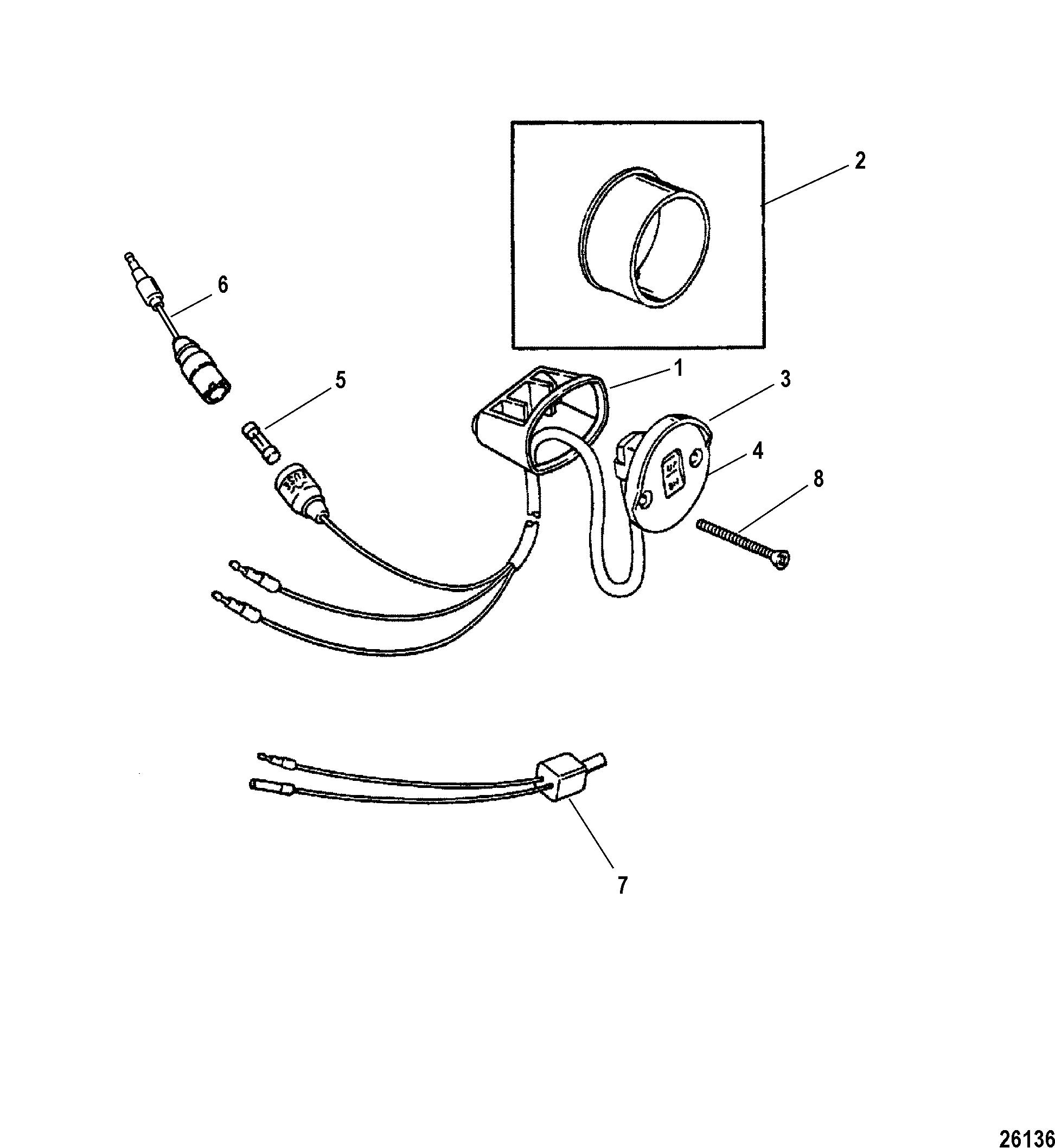 Каталог запчастей ACCESSORIES Electrical 1994 & Up