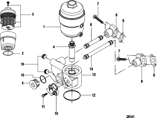 small resolution of  mercruiser cmd on ford 3000 tractor manual ford tractor ignition switch wiring